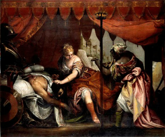 Judith ou le repentir de Véronèse