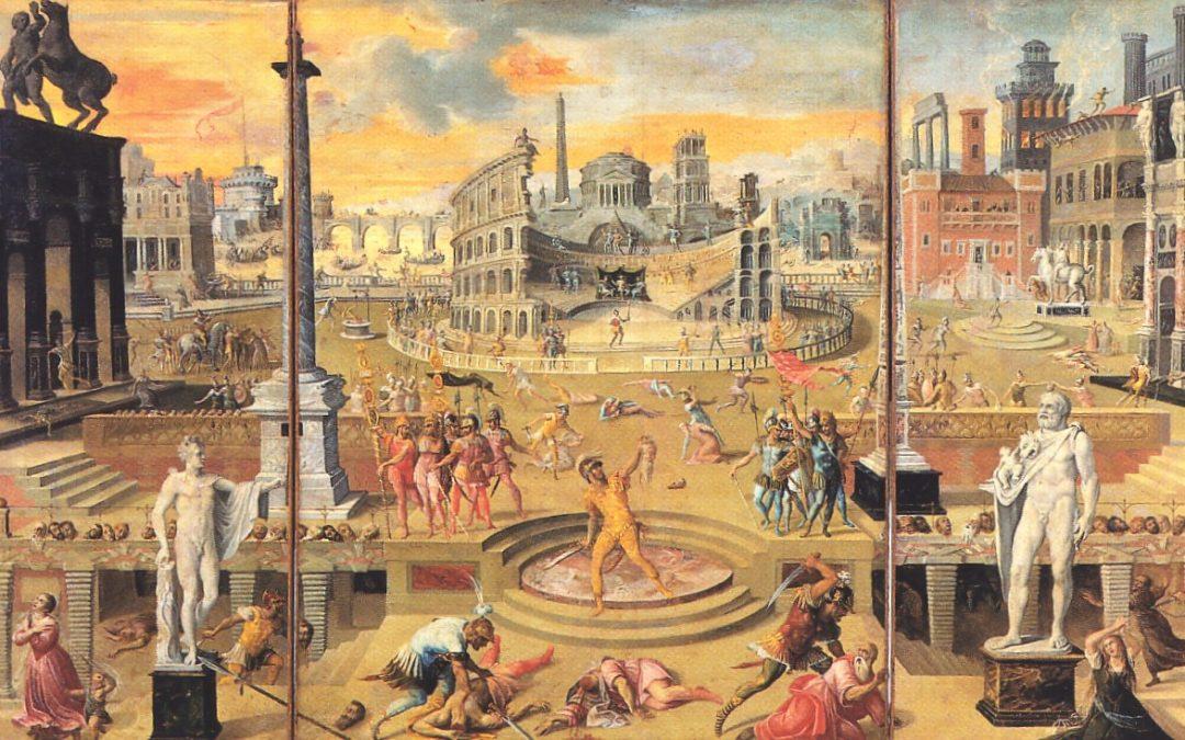 Le massacre du Triumvirat