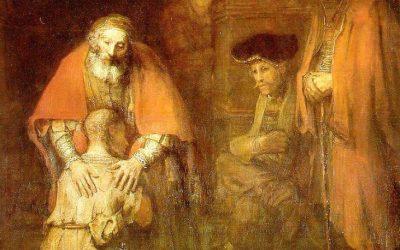 Le retour au Père de Rembrandt