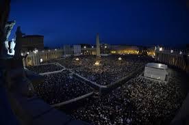 Prier pour la Paix avec le Pape François