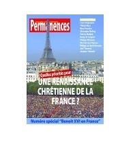 Une renaissance chrétienne de la France?