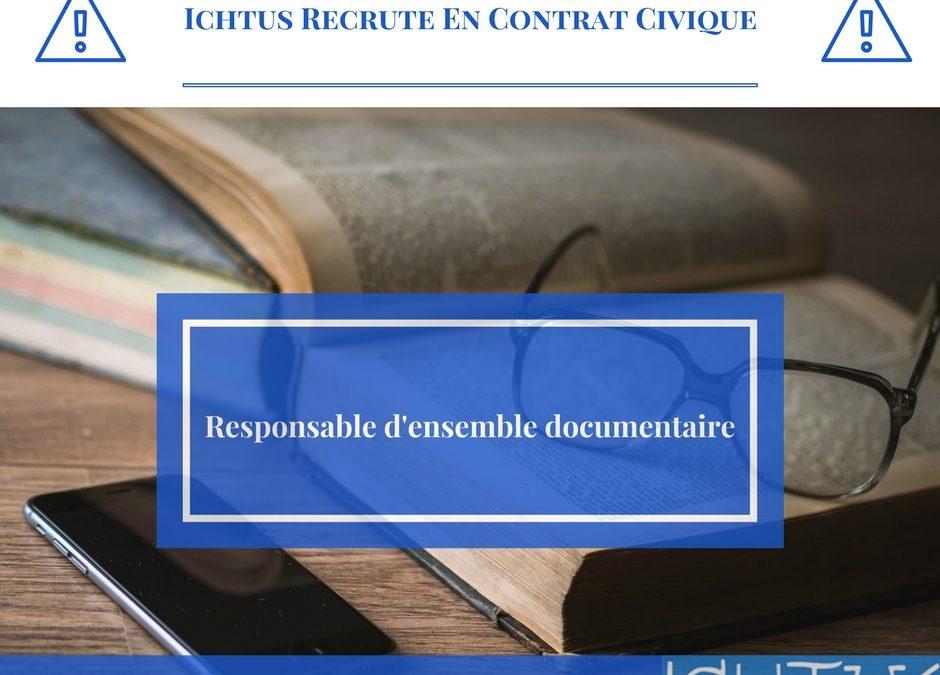 #IchtusRecrute #ServiceCivique