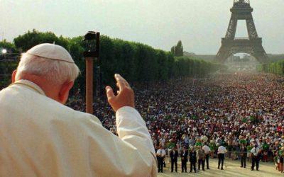 Génération Jean-Paul II.