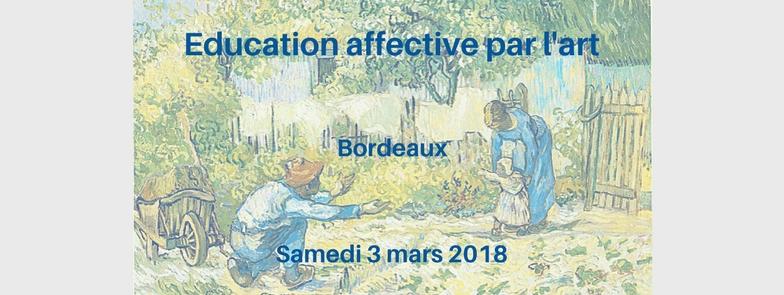 Education affective par l'art – Bordeaux