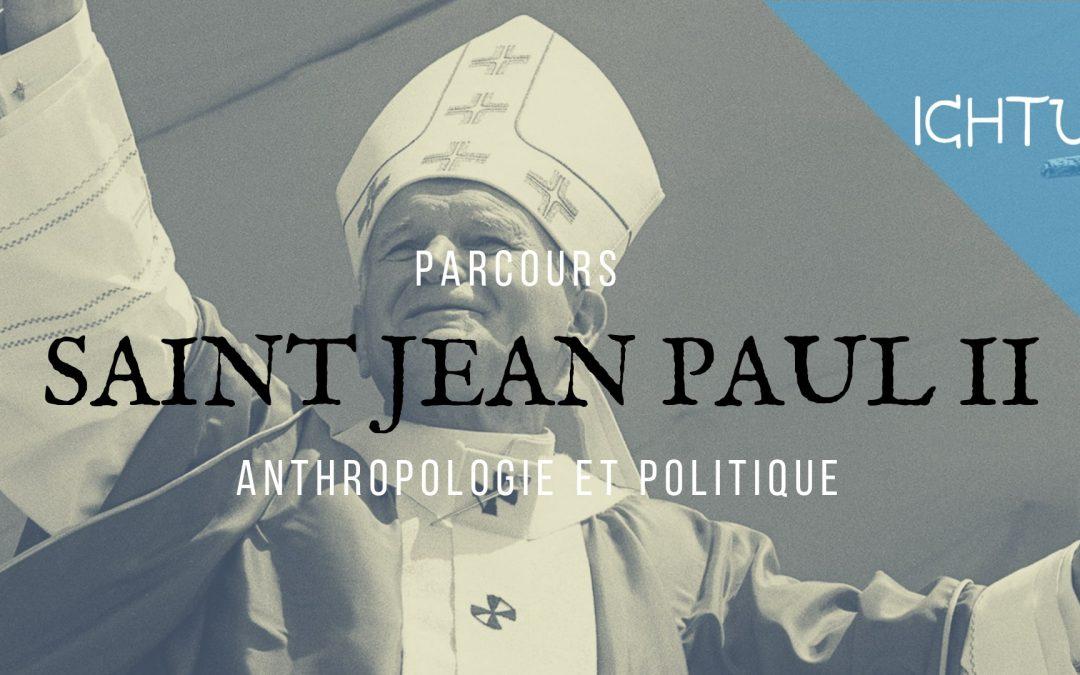 Parcours Jean-Paul II en ligne