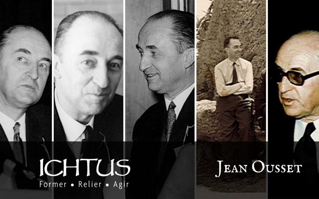Jean Ousset pour tous