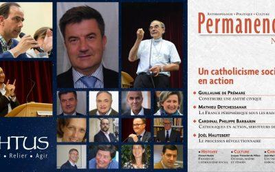 N°580 Un Catholicisme social en action