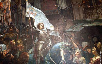 Centenaire de la canonisation de Jeanne d'Arc